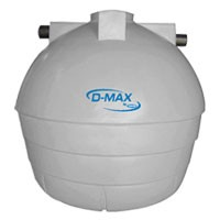 Water Tank D-MAX 224-DUE 5000