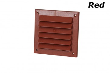 External Grille  Red