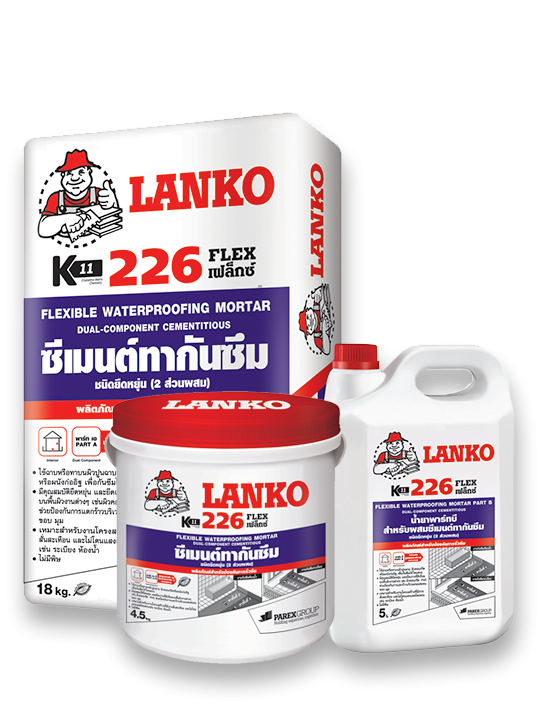 Lanko Waterproofing And Under Tile Sealant For Concrete