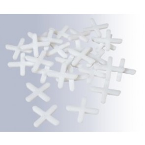 TILE SPACERS SHORT-ROUND