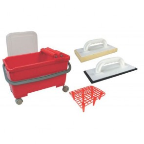 Grout & Cleaner Set 23L