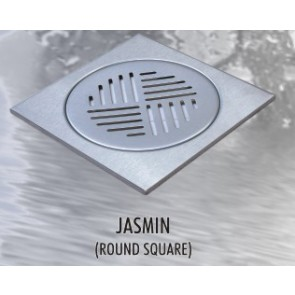 JASMIN ROUND SQUARE WITHOUT SOCKET END