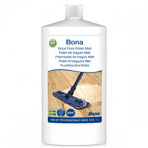 Bona Wood Floor Polish Matt