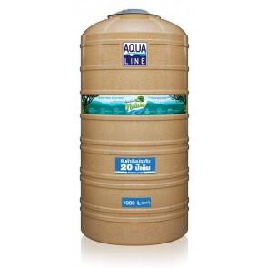 Water Tank D-MAX 235-DWN 1000
