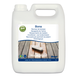Bona Decking Cleaner & Reviver