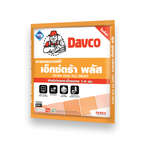 Davco Extra Plus (Dustless Tile Grout)