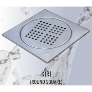 KIRI ROUND SQUARE WITH SOCKET END