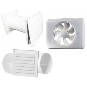 Home Ventilation Set Fresh