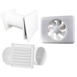 Home Ventilation Set Fresh