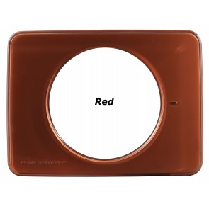 Front Cover Intellivent 2.0 Fan Red