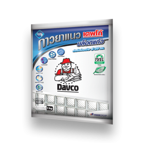 DAVCO GLASS BOX (Dustless Tile Grout)