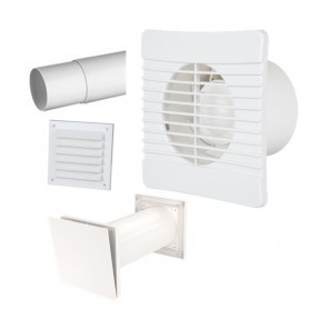 Home Ventilation Set Reton 1B1B