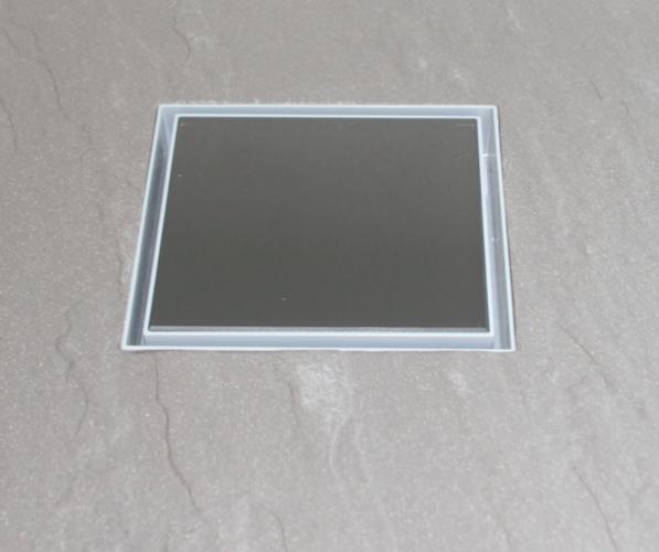 66 Building Materials Co Th Mail: ฝาครอบท่อระบายน้ำพลาสติก สีเทา สำหรับปูกระเบื้อง