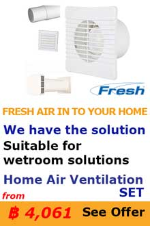 Fresh Home Ventilation