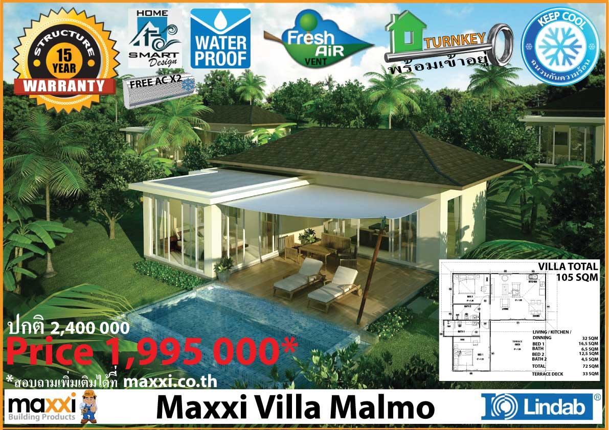 Maxxi Malmo Villa