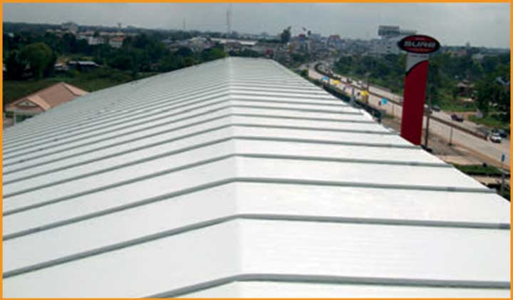 Lindab Insulated roof