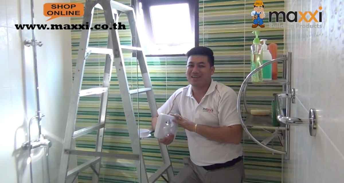 การระบายอากาศภายในบ้าน / Home Ventilation